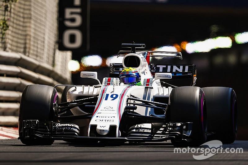 La columna de Massa: La agresividad de Pérez me ayudó en Mónaco
