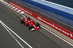 Formule 1 Réactions Vettel en a