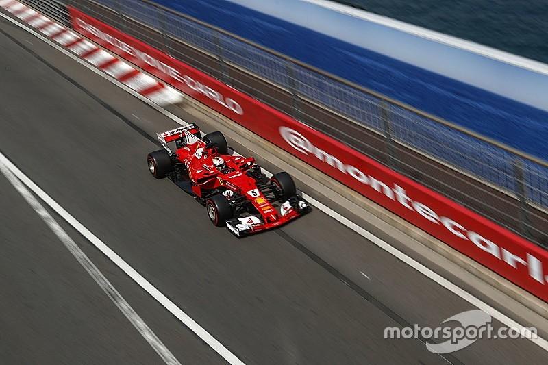 """Vettel en a """"peut-être trop demandé"""""""