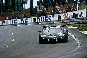 Le Mans Noticias de última hora McLaren pensará en Le Mans si cambia la normativa LMP1