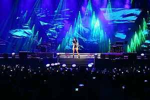 Formula 1 Son dakika Bakü hafta sonunda Dua Lipa ve Christina Aguilera konser verecek