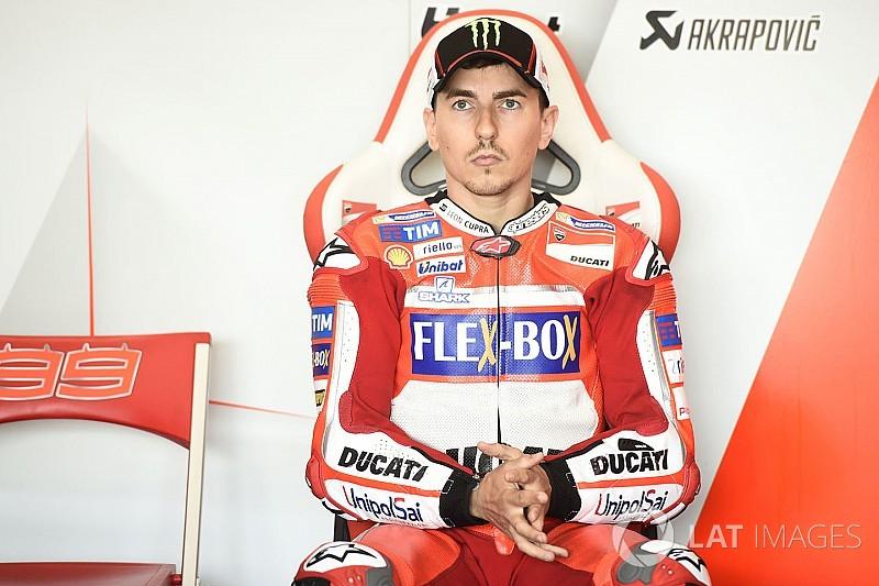 Lorenzo tidak menyangka finis ke-11 di Sachsenring