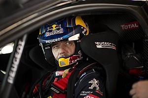 "Dakar Interview Loeb says aiming for 2017 Dakar victory ""a bit pretentious"""