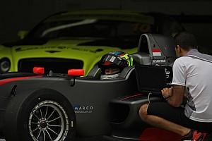 Other open wheel Breaking news Absolute Racing: Keanon siap berlaga semusim penuh di Formula Masters