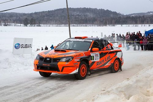 Canada chases a round of the FIA World Rally Championship