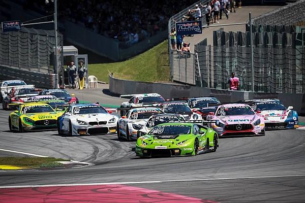 GT-Masters 2017 in Spielberg: Lamborghini gewinnt 2. Rennen