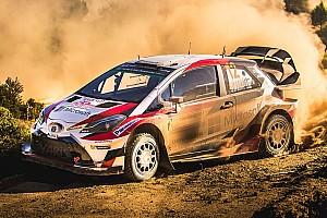 WRC Ultime notizie Toyota, Makinen investe su Lappi: