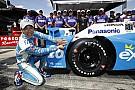 IndyCar Сато выиграл поул в Поконо, Хантер-Рей попал в серьезную аварию