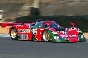 Automotive Noticias de última hora Así suena el mítico Mazda 767B en circuito