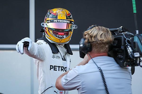 Formel 1 News FIA-Analyse: Hat Lewis Hamilton Sebastian Vettel auflaufen lassen?