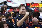 Формула 1 Хорнер рассказал о «втором дыхании» Риккардо в Баку