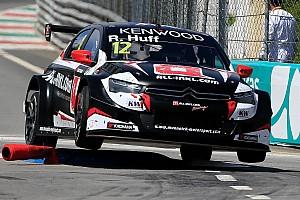 WTCC Noticias de última hora Citroën vuelve a ser el coche más pesado para el WTCC en Termas