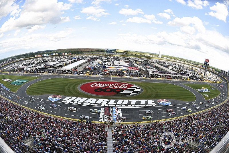 ARCA's 2018 schedule includes return to Charlotte on Coke 600 weekend