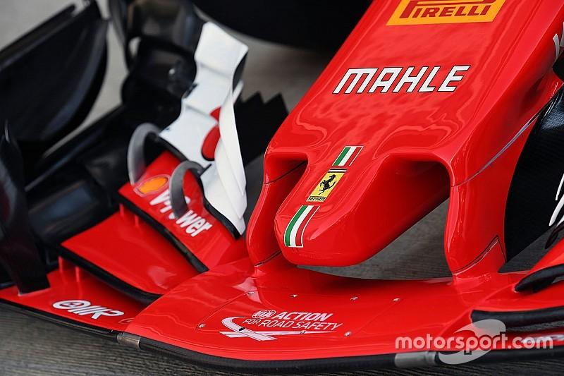 Orosz Nagydíj 2017: közelről az F1-es technikák