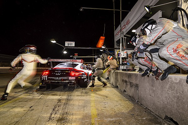 "Corvette Sebring GT victory aided by Porsche pit ""mistake"" – Garcia"