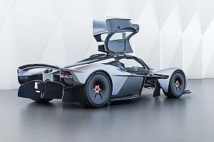 Auto Actualités Aston Martin Valkyrie, prouesse technique et aérodynamique