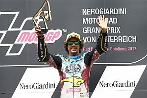Moto2 Últimas notícias Em grande vitória, Morbidelli se vê em vantagem psicológica