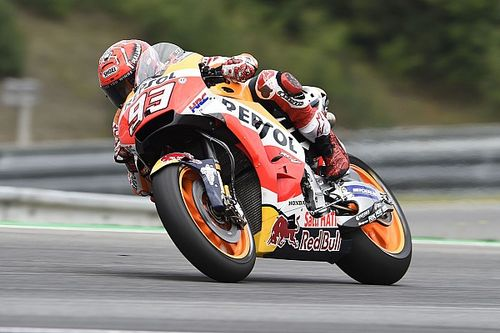Analysis: How Marquez mastered MotoGP's flag-to-flag races