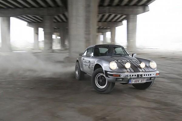 Automotive Noticias de última hora El Porsche 911 Safari, una bestia de antaño