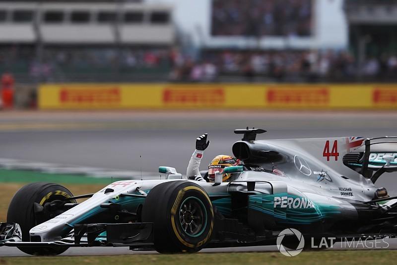 Hamilton, a un punto de irse de vacaciones liderando el mundial de F1