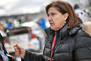 元WRC年間2位の女性ドライバーが語る。「男女差は最高速度で起きる」