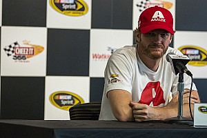 NASCAR Cup Breaking news Dale Jr. hasn't contemplated retirement:
