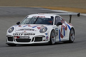 IMSA Others Race report Perfect day for Canadian Jesse Lazare at Laguna Seca