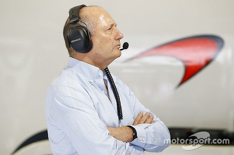 """Dennis claims """"spurious grounds"""" forced him out of McLaren"""