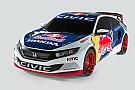 Honda to race in 2016 Global Rallycross with Olsbergs MSE