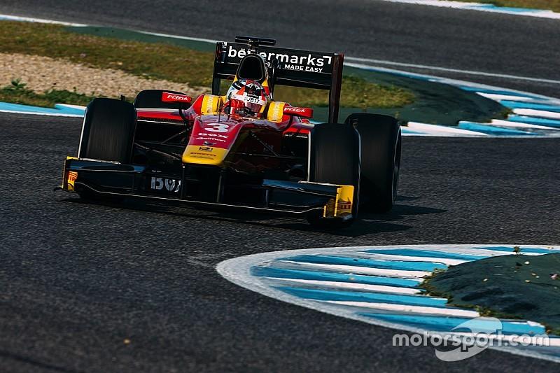Барселона GP2: Нато здобуває дебютну перемогу