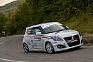 Suzuki Rally Trophy: arriva l'ultimo appuntamento 2016 a Roma