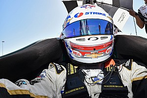 IndyCar Practice report Newgarden leads IndyCar's final warm-up of 2016