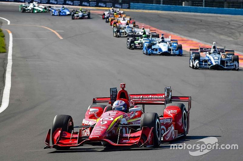 Чи зможе Ganassi розвернути хід історії Honda в IndyCar у 2017 році?