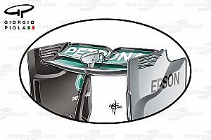 Formula 1 Analysis Tech debrief: Why Mercedes was a league apart at Monza