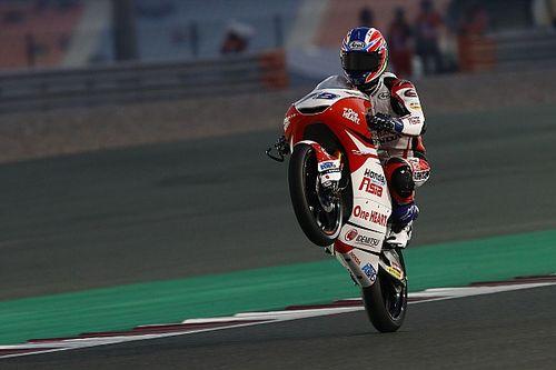 Moto3カタール決勝:小椋藍、開幕戦で3位表彰台獲得! 鈴木は悔しい5位に