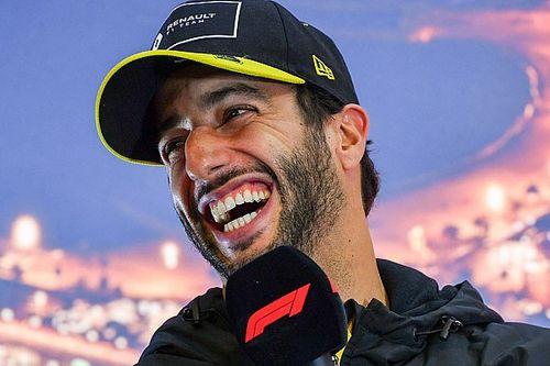 """Grâce à sa personnalité, Ricciardo se voit """"rester en F1 plus longtemps"""""""