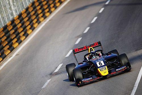 F3マカオGP:ヴィップスが予選レース制す。角田裕毅は混乱に巻き込まれるも16位