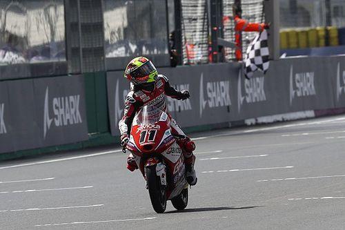 Moto3 - Francia: Sergio García da a Gas Gas la primera victoria; Acosta, caída y remontada