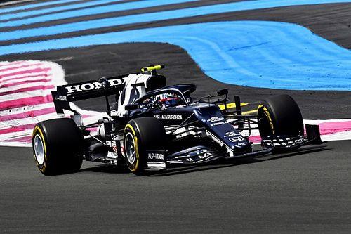 """Gasly sixième devant les McLaren : """"Une bonne surprise"""""""