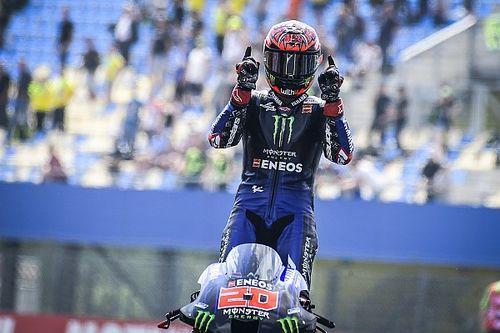Quartararo prend la relève de Rossi et Lorenzo chez Yamaha