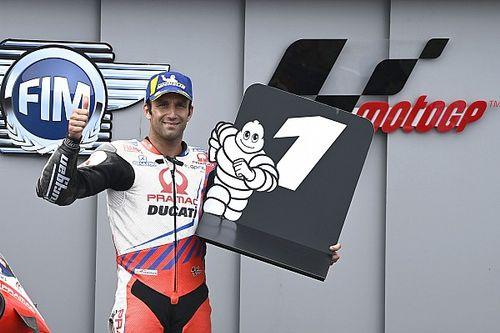 Zarco logra la pole en una accidentada sesión en Alemania