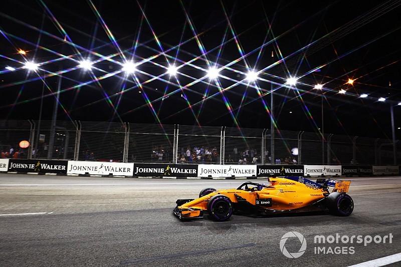 Alonso, septième :