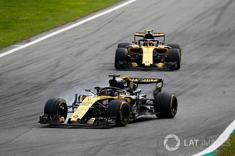 Nico Hülkenberg rechnet auch 2019 nicht mit Siegen