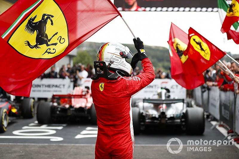 Vettel alla Ferrari: