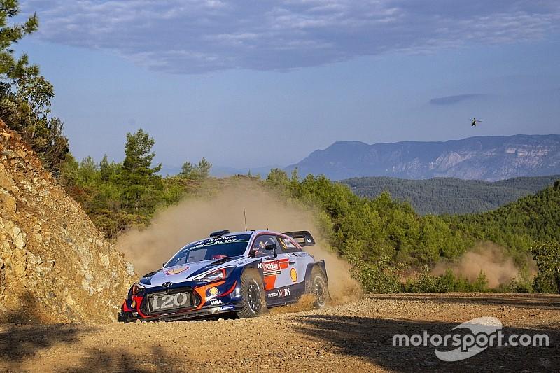 Türkiye WRC: Lider Neuville süspansiyon sorunu yaşadı, Ogier lider!