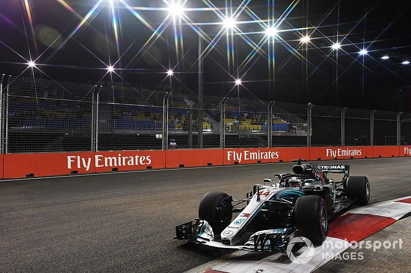 """Hamilton: """"Auto voelt zeker beter dan in het verleden"""""""
