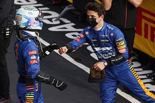 McLaren: la maturazione di Norris oscurerà la stella Ricciardo?