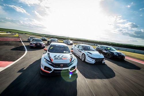Teste coletivo do TCR South America reúne os carros brasileiros da temporada 2021