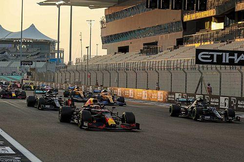 Pengeluaran Tim-tim untuk Pendaftaran F1 2021 Berkurang
