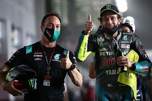 """Rossi: """"Tempo impressionante, peccato per la prima fila"""""""